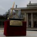 GPARP gala held in The Polish Product of the Future award statuette (photo Marcin Jakubowski)
