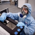 3D printers require high cleanliness (photo NCBJ)