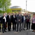 Spotkanie parlamentarzystów z kierownictwem instytutów jądrowych
