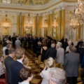 Ceremony in Warsaw Royal Castle on the occasion of 60 years of nuclear research in Poland
