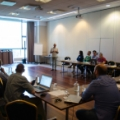 SOutcomes of the TAWARA project have been evaluated on a meeting held in Warsaw (photo Marcin Jakubowski, NCBJ)