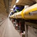 Inside European XFEL tunnel (photo European XFEL database)