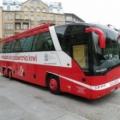 Ambulans do pobierania krwi, fot. RCKiK w Warszawie