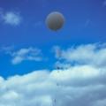 Start balonu z detektorami CosmicWatch (foto: Katarzyna Frankiewicz / NCBJ)