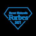 Logo Diamentu Forbesa 2021
