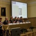 Konferencja prasowa w Pałacu Staszica na temat odkrycia fal grawitacyjnych — fot. Marianna Zadrożna