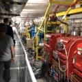 Fragment deceleratora ELENA w CERN