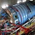 Detektor eksperymentu KOTO. Copyright J-PARC KOTO experiment