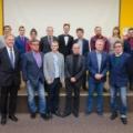 Inauguration ceremony PHD4GEN (foto: Marcin Jakubowski / NCBJ)