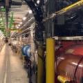 Tunel Wielkiego Zderzacza hadronów w CERN