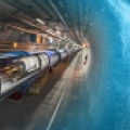 Tunel LHC (fot. CERN)