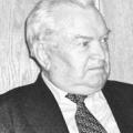 Zmarł śp. dr hab. Jerzy Gawin