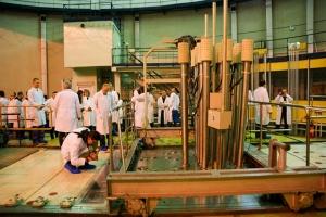 Wycieczki do reaktora MARIA (fot. NCBJ)