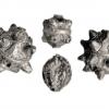 Paciorki srebrne ze skarbu Rajsków-Słuszków (woj. wielkopolskie) datowane na X-XI w.