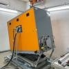 Akcelerator 6/9 MeV produkcji Zakładu Aparatury Jądrowej NCBJ przeznaczony do systemu Canis (foto: MultiControl)