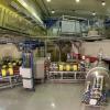 Cyklotron DC-280 w Laboratorium Flerowa – Fabryce Superciężkich Pierwiastków w Zjednoczonym Instytucie Badań Jądrowych w Dubnej. Credit: JINR