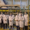 Posłowie w reaktorze MARIA