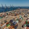 Gdańsk - port kontenerowy (foto: NCBJ)