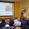 Inauguration of RadFarm studies - presentation by Professor Ewa Rondio (photo: Marcin Jakubowski / NCBJ)