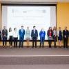 Inauguration of RadFarm studies (photo: Marcin Jakubowski / NCBJ)