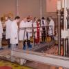 Delegacje PAA i DGOŚ w reaktorze MARIA (foto: Marcin Jakubowski / NCBJ)