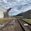 System Canis na kolejowym przejściu granicznym w Kuźnicy Białostockiej (foto: MultiControl)