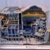 JHR reactor mock-up  (photo Katarzyna Żuchowicz)