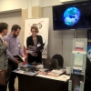 Information on the H2020 programme was available at the joint NCBJ/National Contact Point booth (photo Katarzyna Żuchowicz)