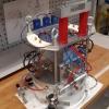 Montaż źródła jonów H-/D-/He2+ z włóknami (foto: IBA)