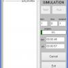 Interfejs graficzny aktualnej  wersji programu McChasy