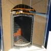 Model detektora SuperKamiokande (Wikimedia commons)
