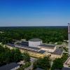 Reaktor MARIA z lotu ptaka (foto: NCBJ)