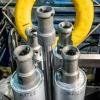 Reaktor MARIA - koło ratunkowe przy basenie :-) (foto: NCBJ)